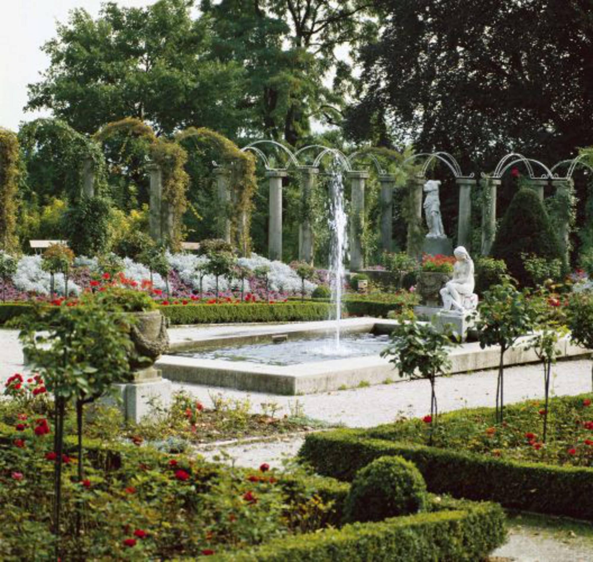 Garten Stuttgart: Deutsche Bundesgartenschau-Gesellschaft: BUGA Stuttgart 1977